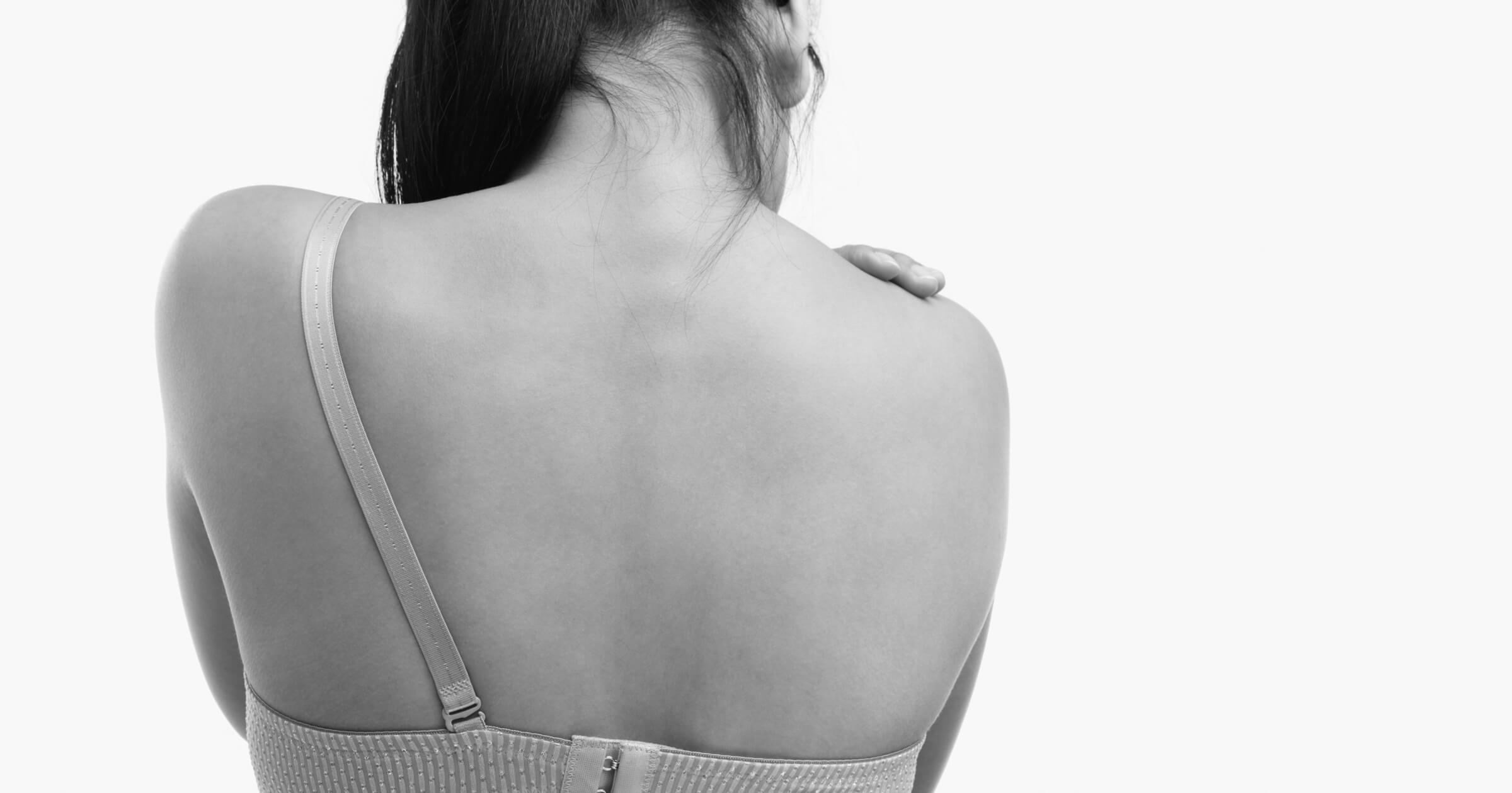 Mistet brystet etter brystimplantat
