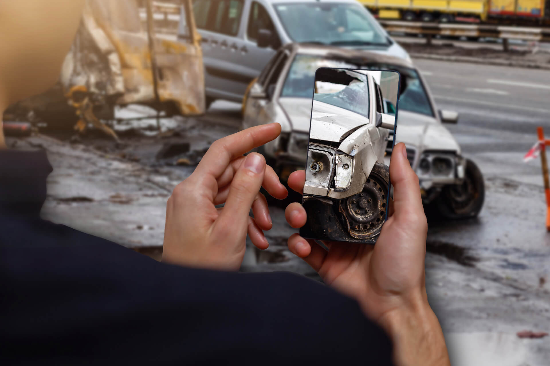 Bilansvarsforsikringen skal dekke trafikkskader.